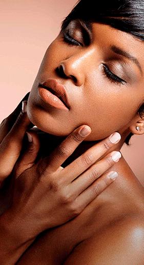tratamientos faciales para pieles oscuras