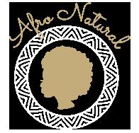 logotipo afro natural