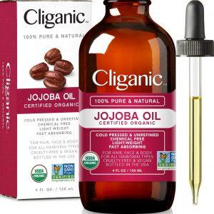 Cliganic Aceite de Jojoba Bio